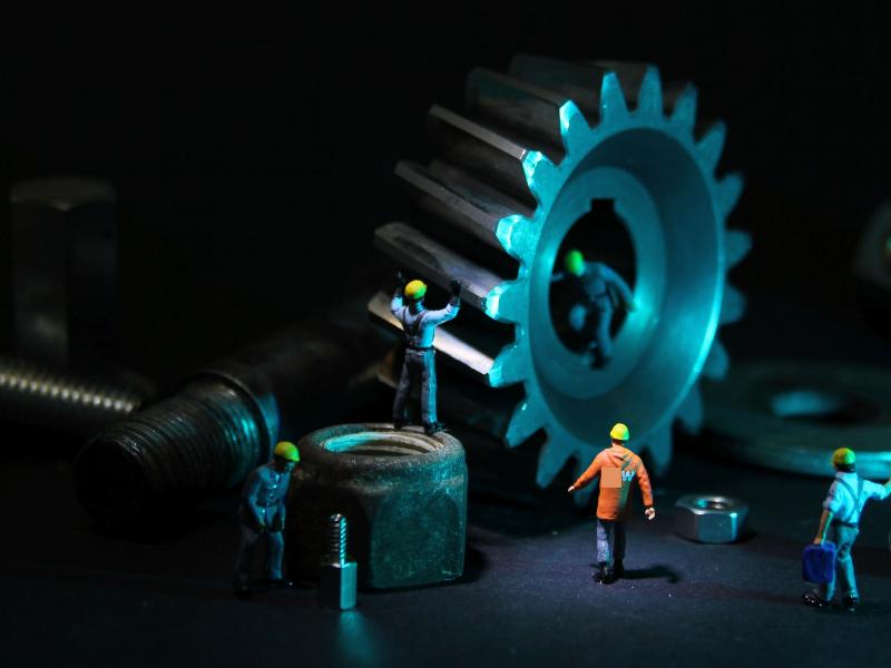 Secteur maintenance industrielle