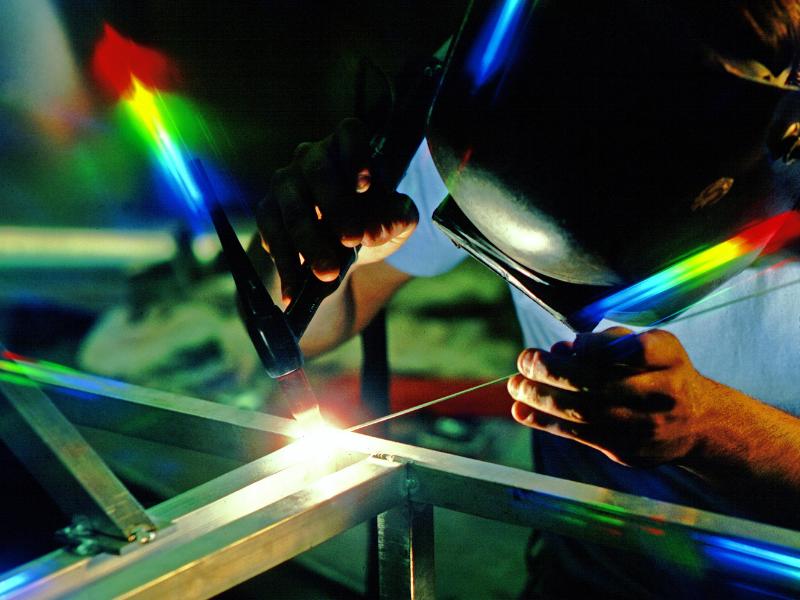 Audit maintenance industrielle qualité soudure